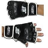 MMA Handschuhe Leder – mit GRATIS Workout Handbuch fürs Training