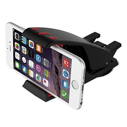 KFZ-Halterung, owikar® Universal rutschfeste Sticky Mobile Handy Armaturenbrett Ständer-Halterung Wiege Halterung mit 360Rotation Hippo Mund Style für iPhone Samsung und andere Smartphones Gps-sitzsack-halterung Für Auto