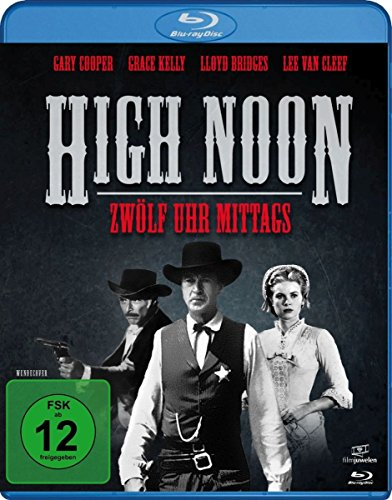 12 Uhr mittags – High Noon [Blu-ray]
