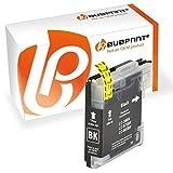 Bubprint Druckerpatrone kompatibel für Brother LC 985 BK LC985 LC-985 985BK für DCP J125 J 125 140W J140W 315 W J315 J515W MFC 220 J265W J415W Schwarz