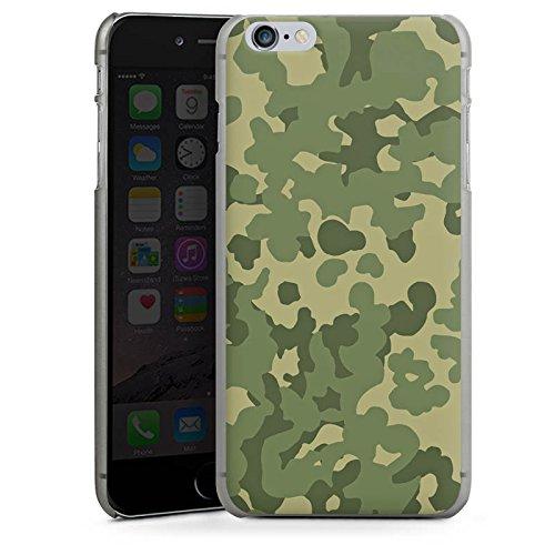 Apple iPhone 5 Housse Étui Silicone Coque Protection Motif Motif Vert CasDur anthracite clair
