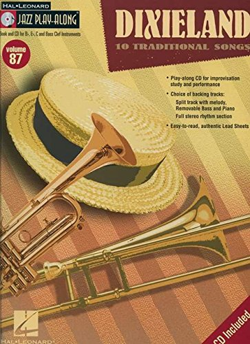 Dixieland clarinette+CD: 87 (Jazz Play-Along)