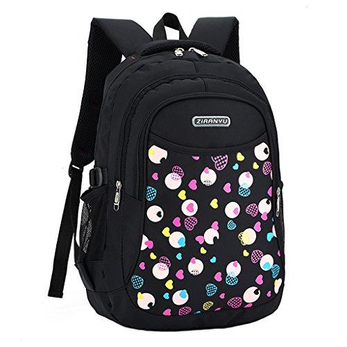 Preisvergleich Produktbild Mädchen Rucksäcke Schulrucksäcke Schulranzen Schultasche Sports Rucksack mit der Großen Kapazität GudeHome