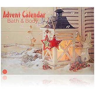accentra Calendario de Adviento Bath & Body (1 unidad)