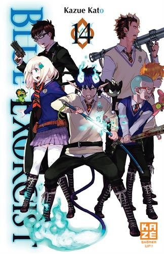 Blue Exorcist Edition simple Tome 14