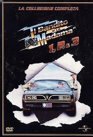 Smokey And The Bandit - Bandito E la Madama Dvd S/T It