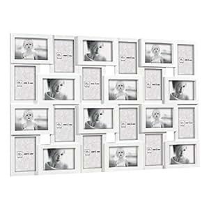 mascagni porte photo en propyl ne avec cadres multiples pour 24 photos 10 x 15 cm dimensions. Black Bedroom Furniture Sets. Home Design Ideas