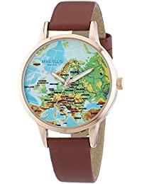 PARADISE by Mike Ellis Damen-Armbanduhr Analog Quarz SL4-60231B