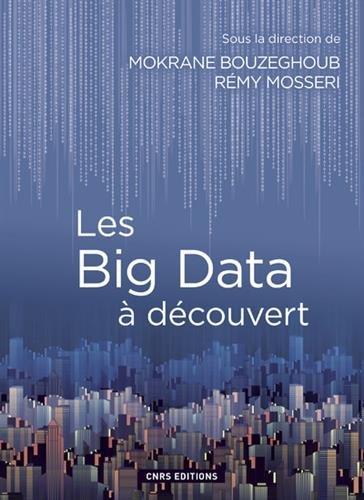 Les big data à découvert / sous la direction de Mokrane Bouzeghoub, Rémy Mosseri.- Paris : CNRS Editions , DL 2017
