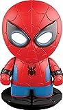 Sphero Spider-Man Supereroe Interattivo Connesso Via Bluetooth, Occhi LCD Animati, Espressivo e Percettivo, Durata Batteria Fino a 2 Ore, App e Voce di Spidey in Inglese