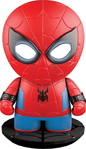 Sphero Spider-Man App-Enabled Superhero, SP001ROW, Rot