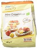 Zer% Glutine Mini Crostini - 180 gr, Senza glutine