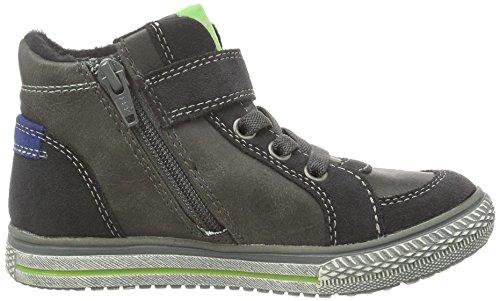 Indigo Jungen Sneaker Low-Top Grau (250 DK. GREY)