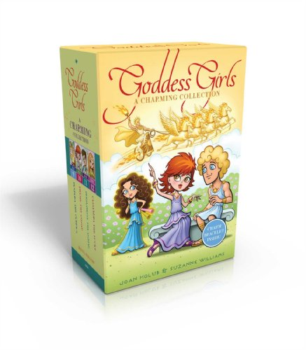 The Goddess Girls Charming Collection Books 9-12