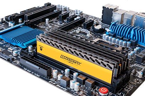 Ballistix Tactical 8GB Kit (4GBx2) DDR3 1600 MT/s (PC3-12800) UDIMM 240-Pin - BLT2CP4G3D1608DT1TX0CEU