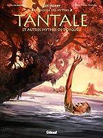 Tantale et autres mythes de l'orgueil de Clotilde Bruneau