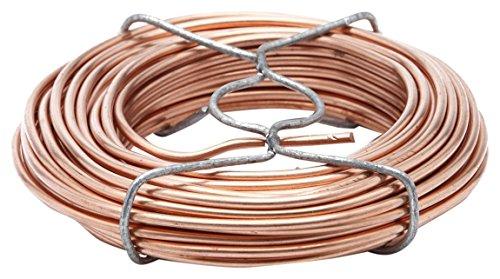 La Cordeline CJN894 Bobinot fil cuivre, Ø 2,5 mm, 10 m