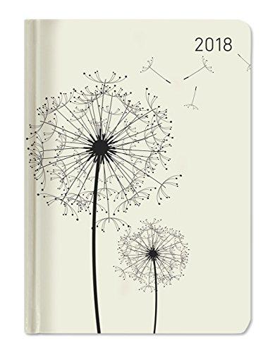 Ladytimer Blowballs 2018 - Taschenplaner / Taschenkalender A6 - Weekly - 192 Seiten