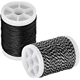 Rashi E-Commerce 110m 0.4mm Bow String Serving Thread Bowstring Protect, 2 Pieces - Durable and Strong