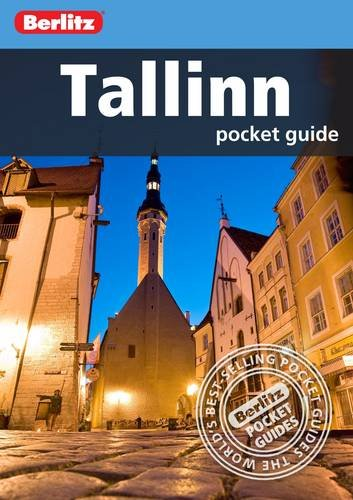 Berlitz: Tallinn Pocket Guide (Berlitz Pocket Guides) por Berlitz Publishing