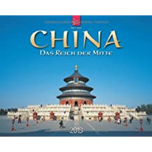 China 2013 - Das Reich der Mitte - Original Stürtz-Kalender