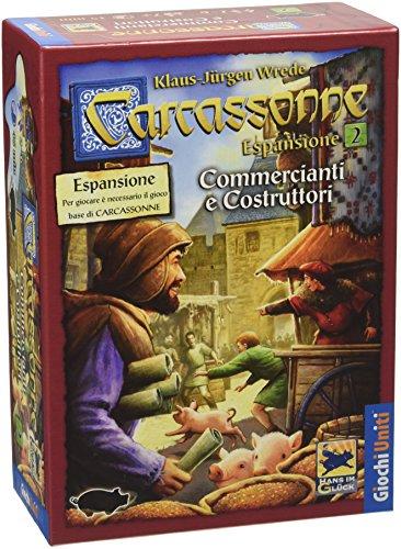 Wirtshaus-tisch (Giochi Uniti Carcassonne 2-Händler und Baumeister)