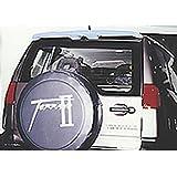 Alerón trasero adaptable a Nissan terrano II