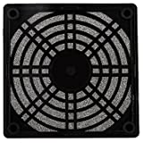 92mm Axial Fan Cooling Filter Guard Grill Protector Cover for PC Computer