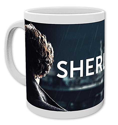 Sherlock Tasse Enemies (Sherlock & Moriarty)