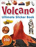 Volcano Ultimate Sticker Book (Ultimate Sticker Books)