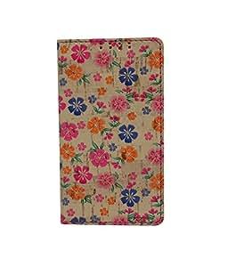 Flip cover for YU Yuphoria YU5010-by D-DOC.
