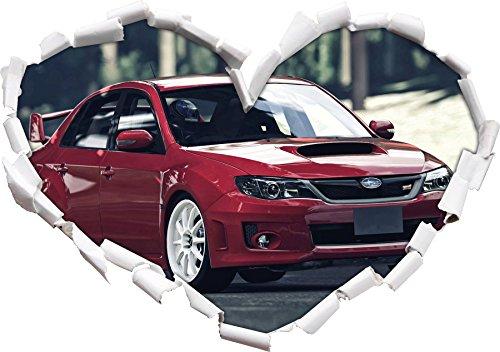 a-forma-di-cuore-rosso-subaru-wrx-sti-nel-formato-adesivo-aspetto-parete-o-una-porta-3d-92x645cm-aut