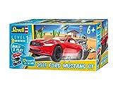 Revell 06110 - Steckbausatz - 2015 Ford Mustang GT im Maßstab 1:25