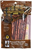 Bild: Savory Prime Twist Sticks Beef Natural Dog Chewable Pet Chew Treats 5in 20pk