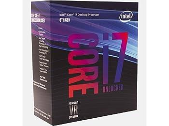 Intel Core i7-8700K BX80684I78700K 6-Çekirdek 12M Cache, 4.70 GHz Turbo İşlemci