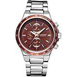 Curren Casual Watch For Men Analog Stainless Steel - 8011