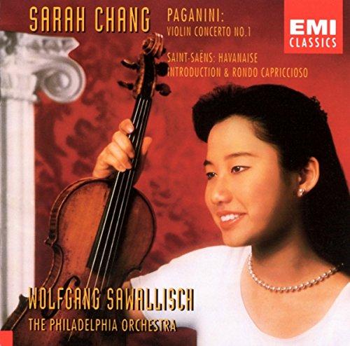 Sarah Chang - Paganini & Saint-Saens Violin Concertos (Mp3 Saint Saens Violin Concerto)