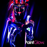 UV Neon Face & Body Paint Stick (6 Pack) uv face paint, face painting