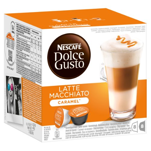 Nescafé Dolce Gusto Sweet Dreams Set, Kaffee, Kaffeekapsel, 6 x 16 Kapseln - 4