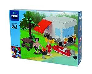Plus 52237construcción Juguete-Mini Basic 760-A Partir de Ins Verdes