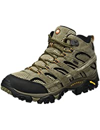 Merrell Men's Moab 2 LTR Mid GTX High Rise Hiking Boots