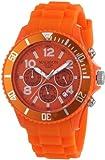 Madison New York Unisex-Armbanduhr Candy Chrono Chronograph Silikon U4362-04