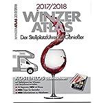 WINZERATLAS 2017/2018: Der Stellplatzführer für Genießer