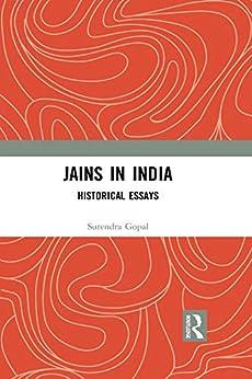 Jains In India: Historical Essays por Surendra Gopal epub