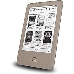 "Tolino Page lectore de e-Book Pantalla táctil 4 GB WiFi Gris - E-Reader (15,2 cm (6""), E Ink Carta, 800 x 600 Pixeles, 4:3, EPUB DRM,PDF,TXT, 4 GB)"