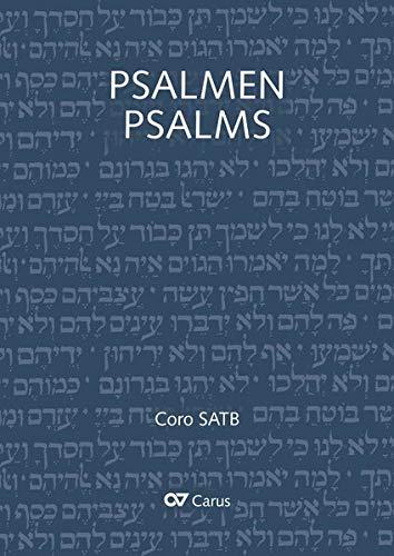Chorbuch Psalmen: Chorleiterband mit CD (Latein-buch Der Gebete)