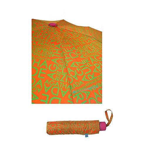 Agatha Ruiz de la Prada , Ombrello pieghevoli  Multicolore naranja