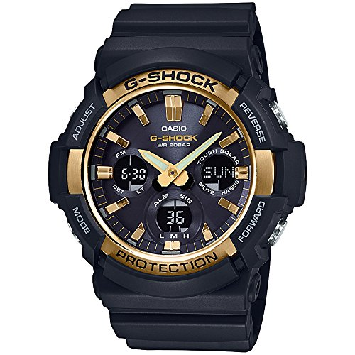 Casio G-shock Analog-Digital Brown Dial Men's Watch-G773 (GAS-100G-1ADR)