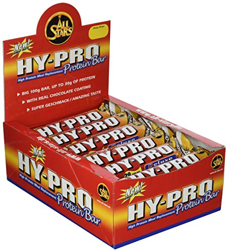 All Stars Hy-Pro Deluxe Bar (24 x 100 g)