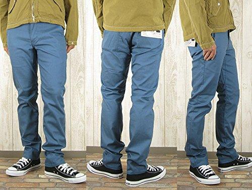 Levi's Herren 511 Slim Fit Jeans Marineblau